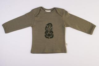 Pureborn Organic Long Sleeve Top - click for colour options