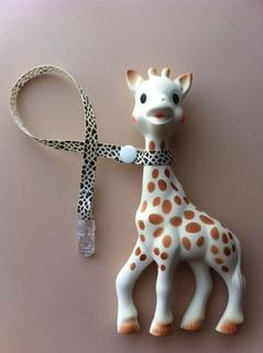 Sophie the Giraffe Leash