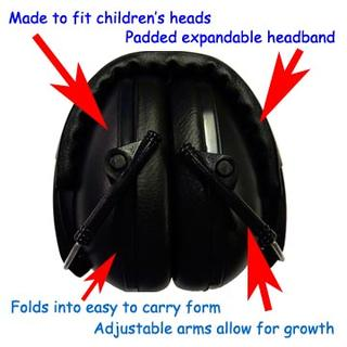 Banz Protective Earmuffs for Babies & Children