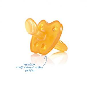 Hevea Orthodontic Pacifier 3+ Months
