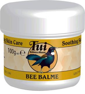 Tui Balms Bee - Healing, Conditioning and baby balm 100g