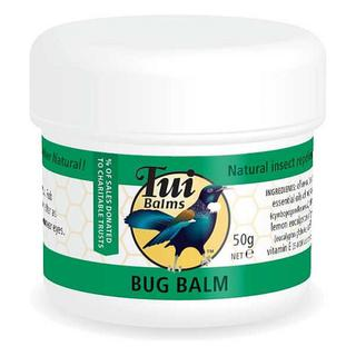 Tui Bug Balm - An Effective Natural Insect Repellent - 50g