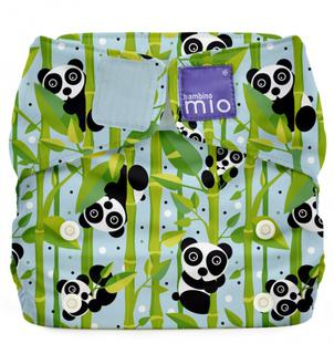 Miosolo All In One Nappy - Pandamonium
