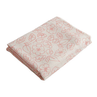 Nature Baby - Organic Musllin Wrap - Cherry Blossom