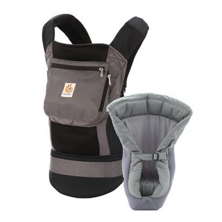 Ergobaby Performance Collection Bundle of Joy - Charcoal