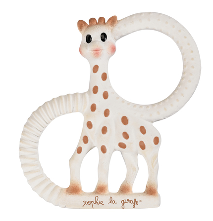 Sophie the Giraffe - So'Pure Teething Ring
