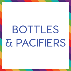 Bottles & Pacifiers