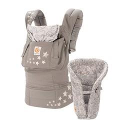 e7829731821 Ergo Baby  Bundle of Joy  Collection Baby Carrier - Galaxy Grey ...
