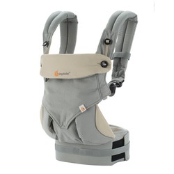 Ergobaby 360 Carrier - Grey