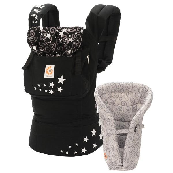 ergo baby carrier night sky