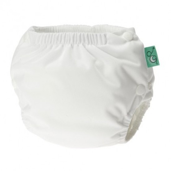 TotsBots Training Pants - White