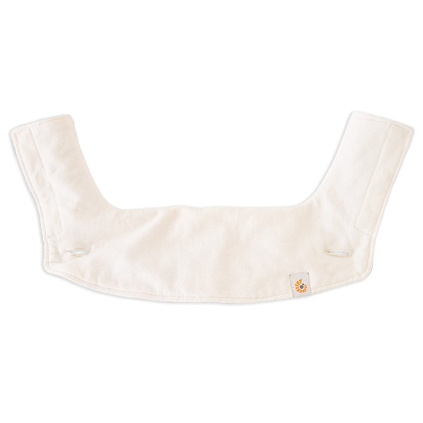 Ergobaby Four Position Collection Teething Bib - Natural