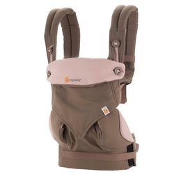 Ergobaby Four Position 360 Carrier - Taupe/Lilac