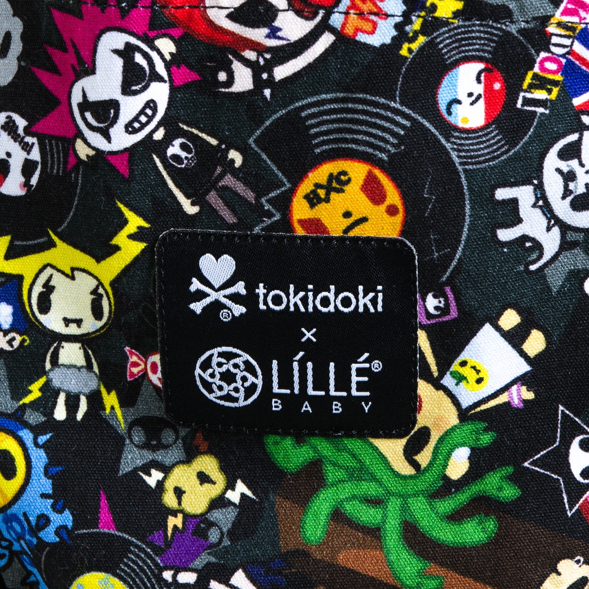 aae5731cfa1 Lille Baby All seasons - Tokidoki x - Cheeky Cherubs - Cloth Nappies ...