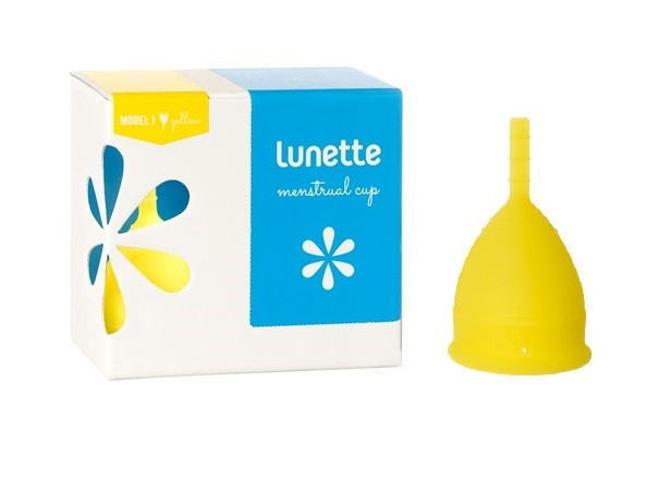 Lunette Menstrual Cup -  Lucia - size 1