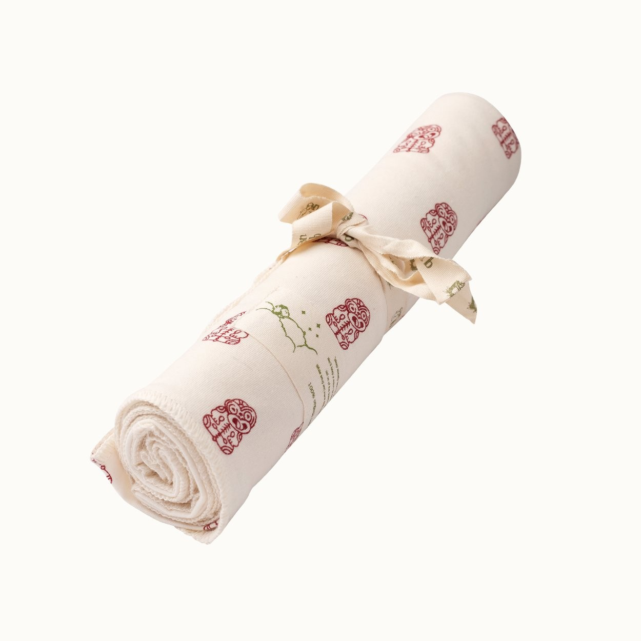Nature Baby Organic Cotton Wrap Tiki Cheeky Cherubs Cloth