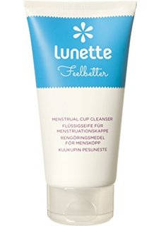 Lunette Feel Better Menstrual Cup Cleanser
