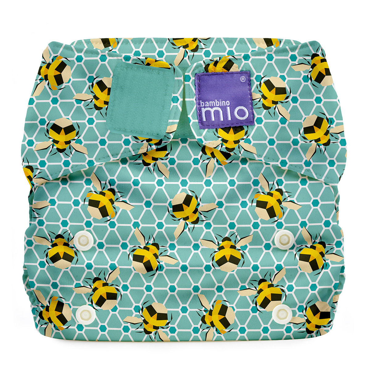 Miosolo All In One Nappy - Bumble