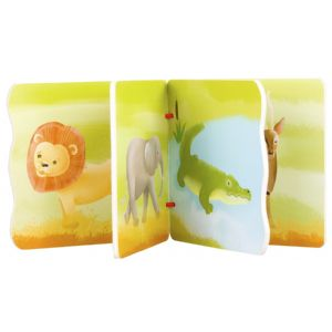 Animal Family Baby Book