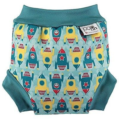 Pop-In Swim Nappy - Rockets