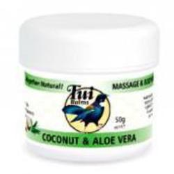 Tui Balms Coconut & Aloe Vera Massage Body Butter