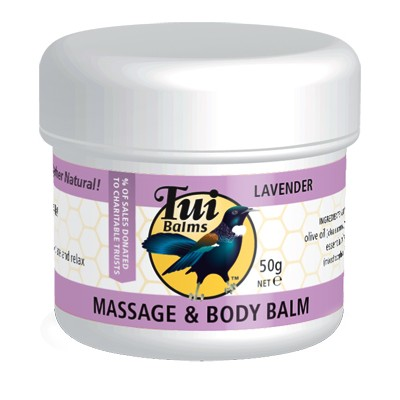 Tui Balm - Massage & Body Balm Lavender 50g