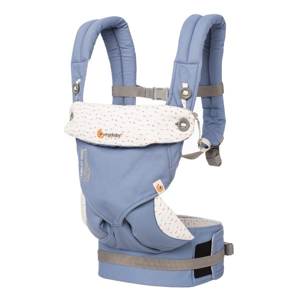 d6a1e333585 Ergobaby Four Position 360 Carrier - Limited Edition - Sophie The ...