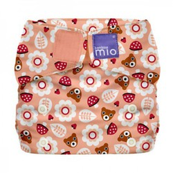 Miosolo All In One Nappy - Teddy Bears Picnic