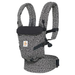Ergobaby Adapt Carrier - Keith Haring Black