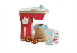 Discoveroo Coffee Machine Play Set