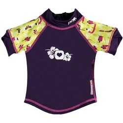 Pop-in Rash Vest - Flamingo (Lala and Bugsy)