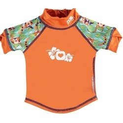 Pop-in Rash Vest - Tiger (Oswald and Bo)