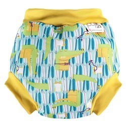 Pop-in Swim Nappy - Crocodile (Charles and Erin)
