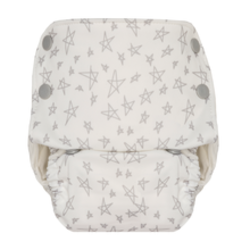 GroVia All In One Nappy - Slate Stars