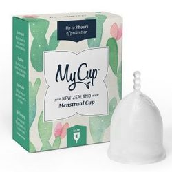My Cup Menstrual cup size 1