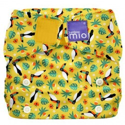 Miosolo All In One Nappy - Tropical Toucan