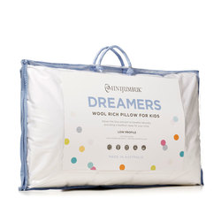 MiniJumbuk Dreamers Wool Rich Pillow for Kids
