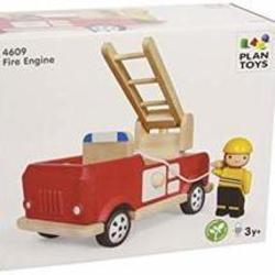 Fire Engine Plan Toys 4609