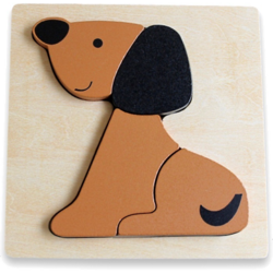Discoveroo Chunky Puzzles - Dog