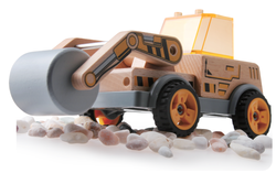 Discoveroo Build-A-Road Roller