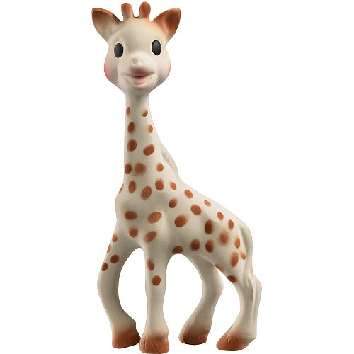Sophie The Giraffe - 100% Natural Rubber Toy