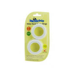 Pacific Baby Bottle Rings - 2 pack