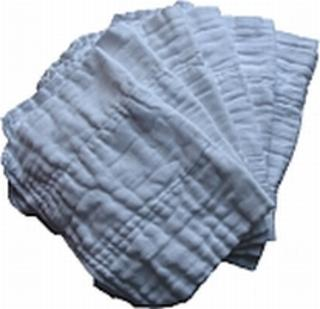 Regular Prefold Nappies (6 Pack)